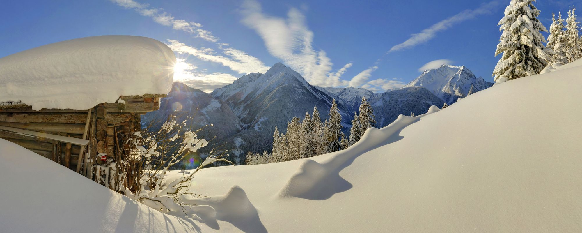 Zillertal - Archiv TVB Mayrhofen©Paul Sürth