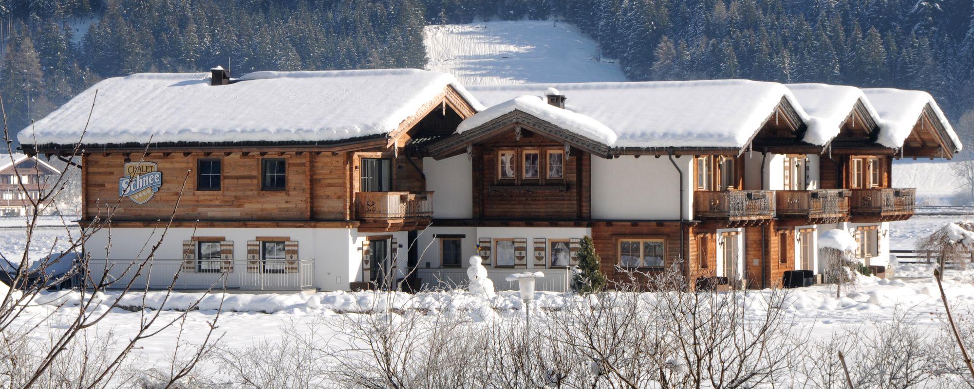 Exklusive Ferienhäuser in Mayrhofen