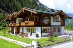 Luxuriöse Ferienhäuser in Mayrhofen