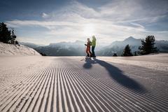 Skifahren - Archiv TVB Mayrhofen©Dominik Ebenbichler