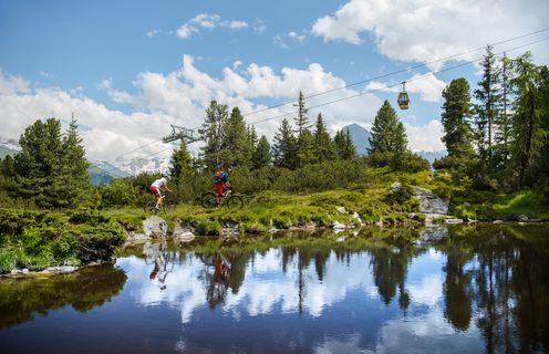 Biken - Archiv TVB Mayrhofen©Michael Werlberger