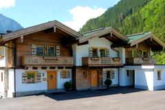 Chalet Schnee - Urlaubsdomizil in Mayrhofen