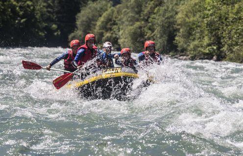 Rafting - Archiv TVB Mayrhofen©Dominik Ebenbichler